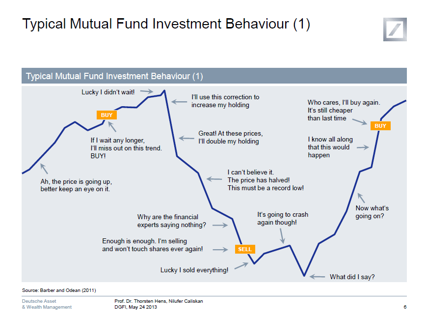 Mutual Fund Investor Behavior
