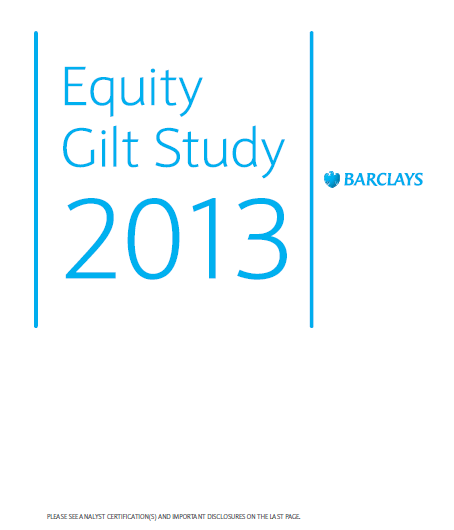 Barclays Equity Guild Study Report 2013