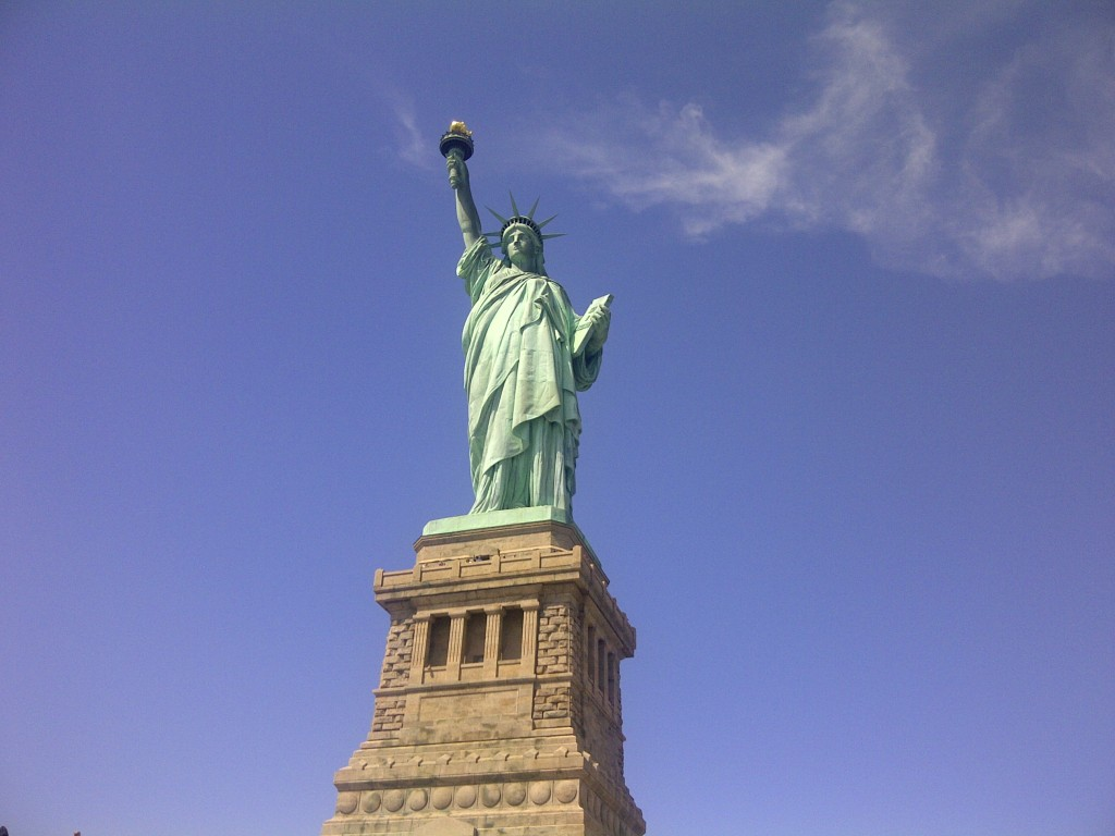 Statute of Liberty, New York