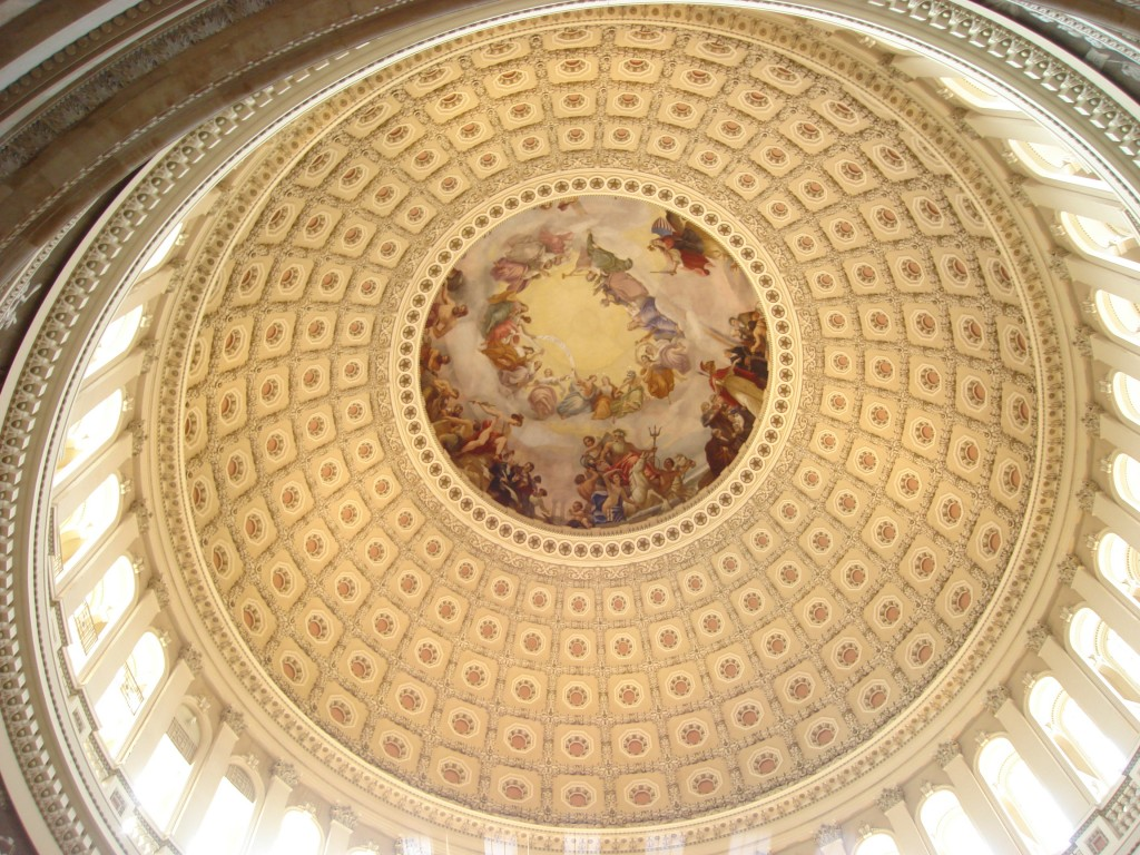 Inside US Capitol