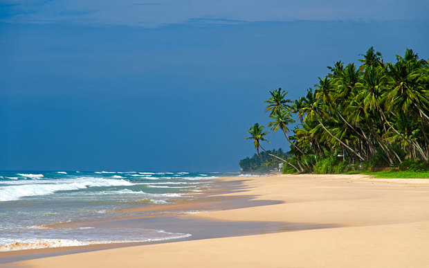 sri-lanka Beach