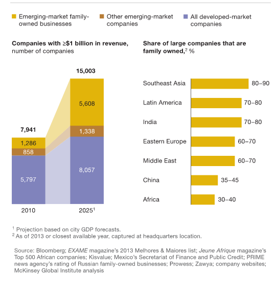 Family_owned Businesses in Emerging Markets