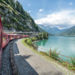 Bernina Express - The World's Most Beautiful Railway