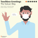 The Many Ways Of Touchless Greetings: Infographic