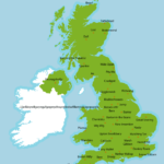 The Oddest Place Names in the UK: Chart