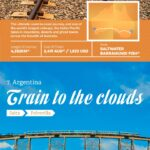 The World's Top 12 Amazing Rail Journeys: Infographic